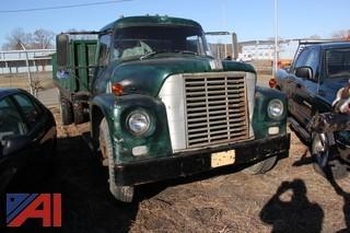 1961 International Dump Truck