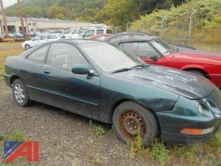 1997 Acura Integra 2DSD/Hatch Back