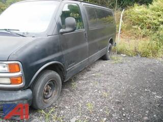 2001 Chevrolet Express 1500 Van