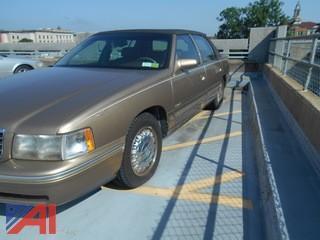 1999 Cadillac DeVille 4DSD