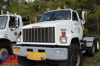 1988 GMC Brigadier 6 x 2 Tractor