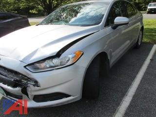 2014 Ford Fusion 4 Door