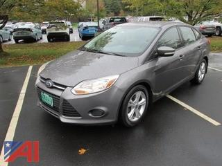 2013 Ford Focus SE 4 Door