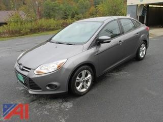 2014 Ford Focus SE 4 Door