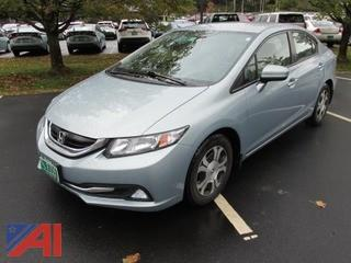 2014 Honda Civic 4 Door
