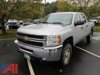 2013 Chevy Silverado 2500HD Pickup Truck