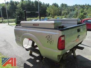 2015 Ford Truck Bed
