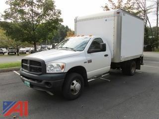 2008 Dodge Ram 3500 Box Truck