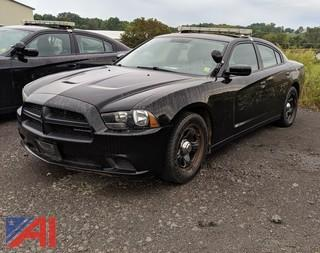2011 Dodge Charger 4DSD/Police Package