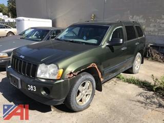 2006 Jeep Grand Cherokee Laredo SUV