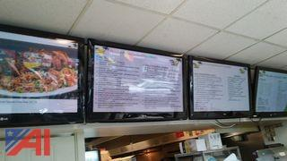 "LG 42"" Flat Screen TV's"