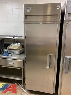 Delfield Stand Up Freezer