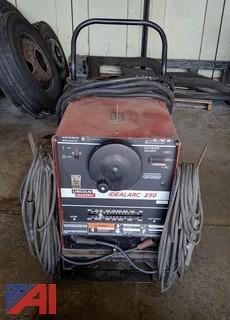 Lincoln IdealArc 250 Welder