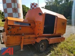 1990 Sewer Equipment 666 Trailer