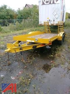16' Trailer with Ramps