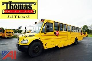 2012 Freightliner/Thomas Built C2 Saf-T-Liner Full Size School Bus