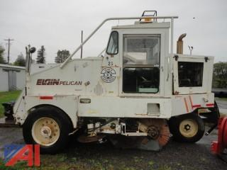 1994 Elgin Pelican Series P Street Sweeper