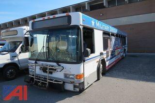 (#2209) 2002 Gillig Low Floor Bus