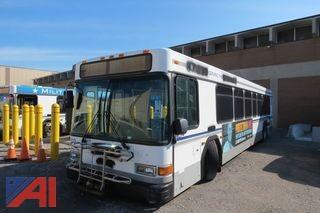 (#2202) 2002 Gillig Low Floor Bus