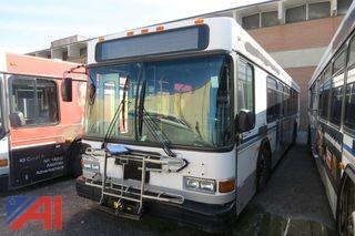 (#2211) 2002 Gillig Low Floor Bus