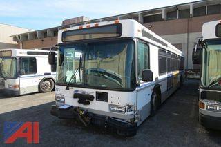 (#2201) 2002 Gillig Low Floor Bus