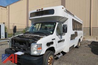(#8135) 2009 Ford E450 Bus