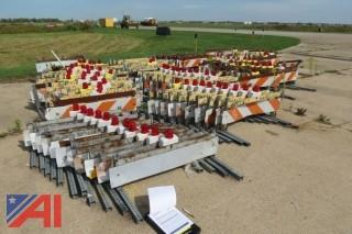 Runway Construction Barriers