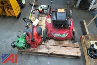 Lawn Maintenance Equipment