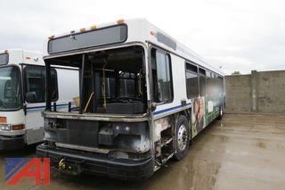 (#2124) 2001 Gillig Low Floor Bus