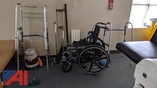 Walkers, Wheel Chair & More