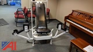 Fitness Equipment Int. Leg Machine