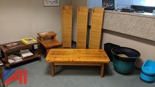 Reception Furniture & More