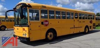 2010 Thomas Saf-T-Liner C2 Flat Nose School Bus