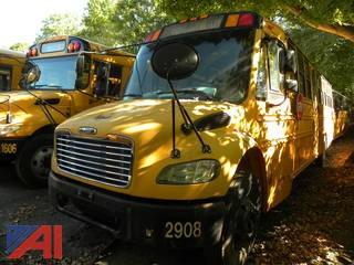 (2908) 2009 Freightliner/Thomas B2 School Bus