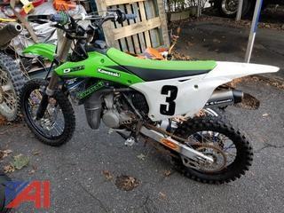 2014 Kawasaki KX85-C Bike