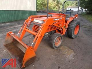 1993 Kabota GSD Tractor with Loader