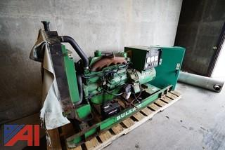 Sullar 45Kw 120/208 Gas Standby Generator
