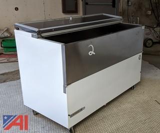 Beverage-Air Milk Cooler