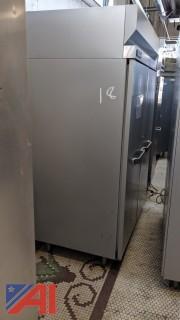 Hobart Double Door Cooler