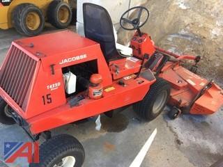 "Jacobsen T422D 72"" Mower"