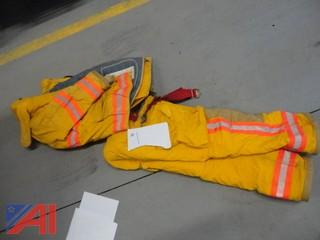 Globe Turnout Gear, Pants and Jackets