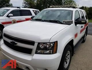 2009 Chevy Tahoe SUV/Emergency Vehicle