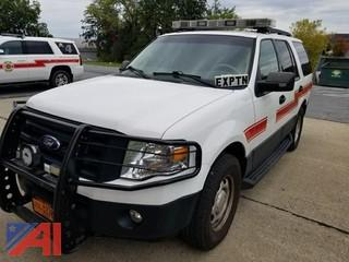 2012 Ford Expedition XL SUV/Emergency Vehicle