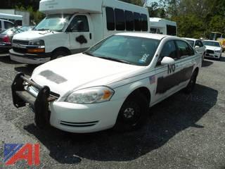(#6) 2008 Chevy Impala 4 Door/Police Vehicle