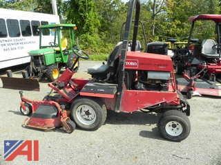 """(#27) Toro Groundsmaster 328D 72"""" Mower"""