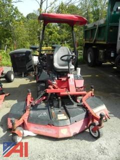 """(#28) Toro Groundsmaster 328D 72"""" Mower with Canopy"""