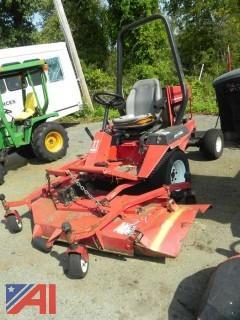 """(#29) Toro Groundsmaster Power Steering 325D 72"""" Mower"""