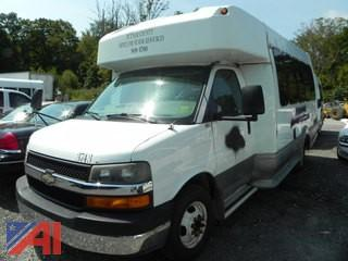 (#5) 2008 Chevy Express 3500 Bus