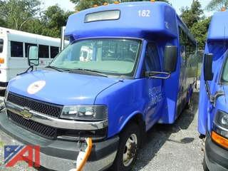 (#19) 2012 Chevy Express G4500 Bus