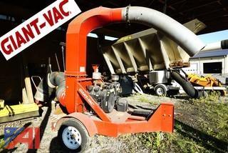 2007 Giant-Vac TM6500HW Truck Loader Leaf Vac
